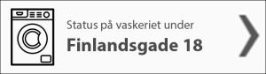 Vaskeristatus Finlandsgade 18